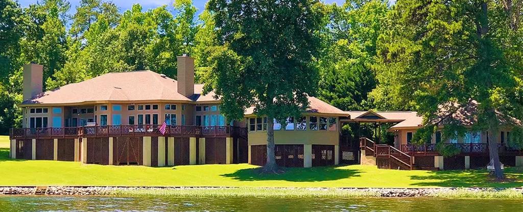 Lake Gaston Vacation Homes Banner